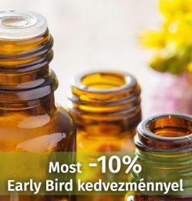 Bach virágterapeuta képzés 10% kedvezménnyel