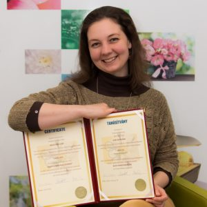 Egri Krisztina Bach-virágterapeuta