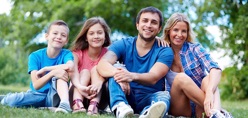 Bach terápia és család