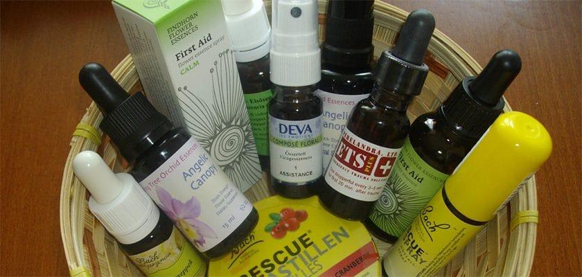 Különböző gyártók rescue remedy termékei